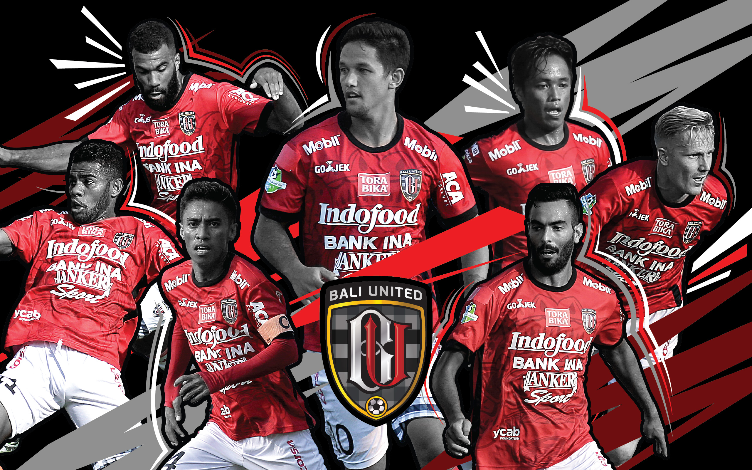 Desktop Wallpaper Bali United Official Website